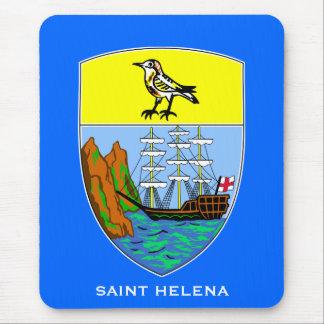 Saint Helena Island* Mousepad