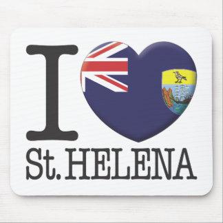 Saint Helena Mouse Pad