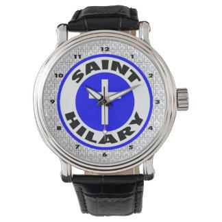 Saint Hilary Wrist Watch