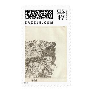 Saint Hubert Postage