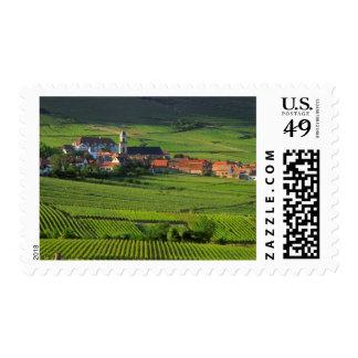 Saint Hypolyte, Haut-Rhin, Alsace, France, Postage Stamps