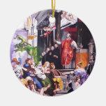 Saint Ignatius Loyola Christmas Tree Ornament