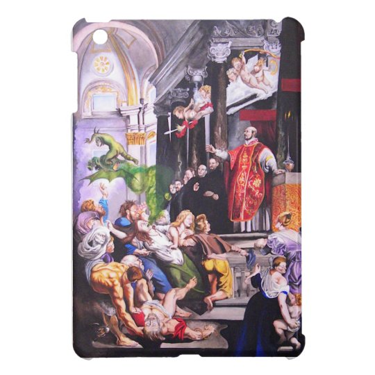 Saint Ignatius Loyola iPad Mini Case