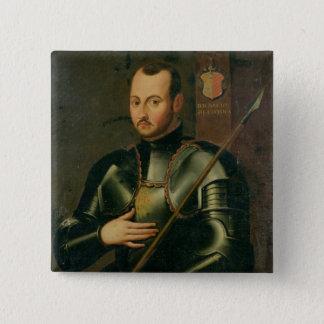 Saint Ignatius of Loyola Button