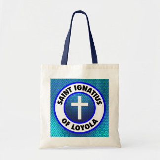 Saint Ignatius of Loyola Tote Bag