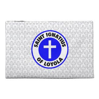 Saint Ignatius of Loyola Travel Accessory Bag