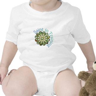 Saint in Training Baby Bodysuit