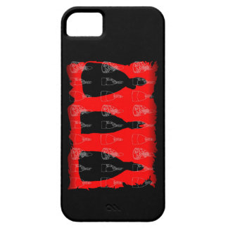 Saint iPhone 5 Cover