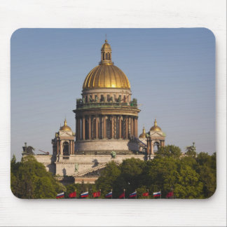 Saint Isaac Cathedral, from the Neva River Mouse Pad