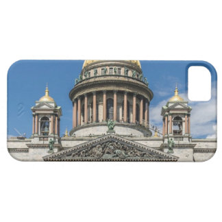 Saint Isaac's Cathedral in Saint Petersburg Russia iPhone SE/5/5s Case