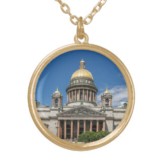Saint Isaac's Cathedral in Saint Petersburg Russia Custom Jewelry