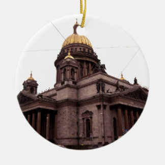 Saint Isaac's Cathedral Christmas Ornaments