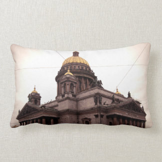 Saint Isaac's Cathedral Pillow