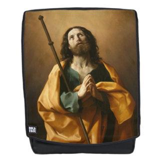 """Saint James"" art backpack"