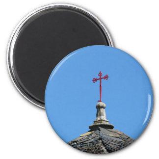 Saint James Cross Magnet