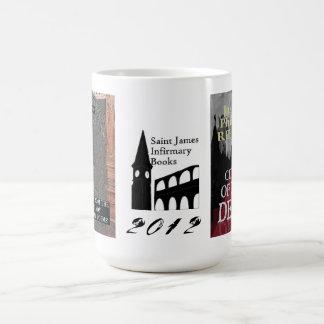 Saint James Infirmary Books 2012 Coffee Mug