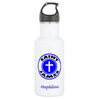 Saint James 18oz Water Bottle