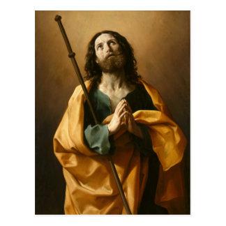 """Saint James"" postcard"