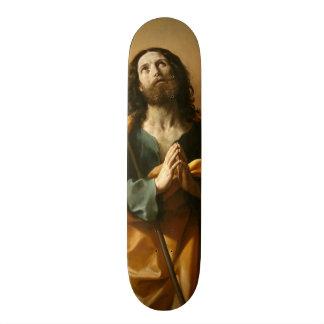 """""""Saint James"""" Religious Art skateboards"""