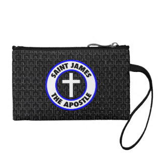 Saint James the Apostle Change Purse