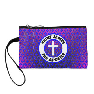Saint James the Apostle Coin Purse