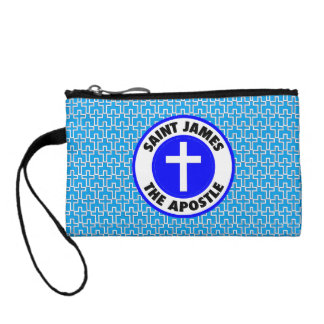 Saint James the Apostle Coin Wallet
