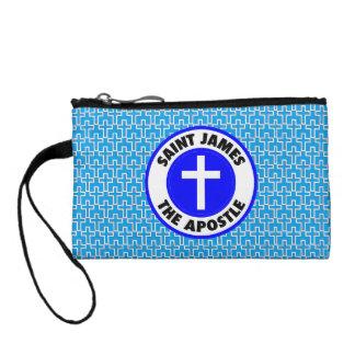 Saint James the Apostle Coin Wallet