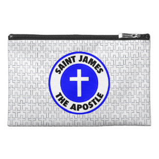 Saint James the Apostle Travel Accessory Bag