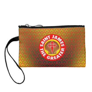 Saint James the Greater Coin Wallet