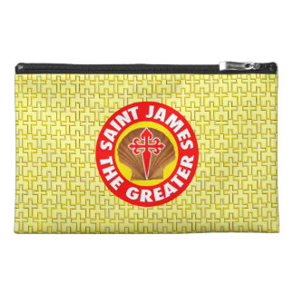 Saint James the Greater Travel Accessory Bag