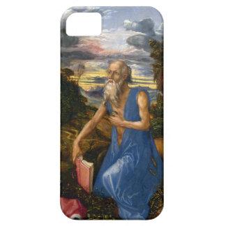 Saint Jerome by Albrecht Dürer 1496 iPhone 5 Cover