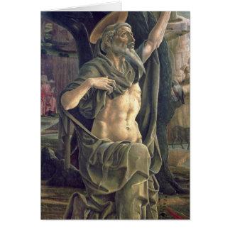 Saint Jerome, c.1470 Card