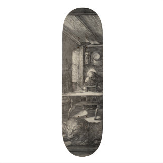 Saint Jerome in His Study by Albrecht Durer Skateboard