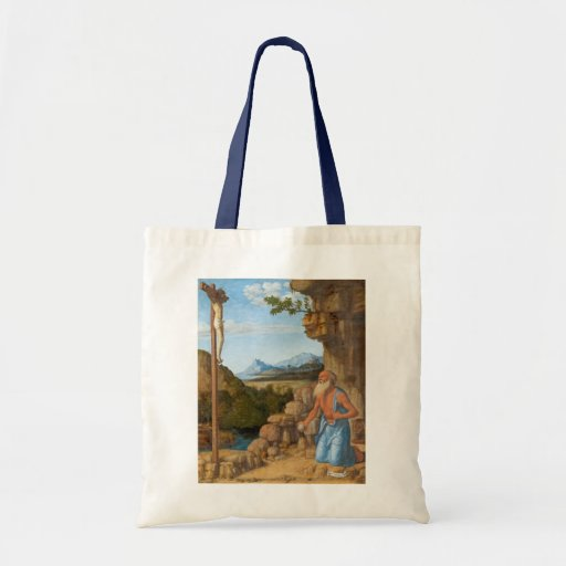 Saint Jerome in the Wilderness, c. 1500-05 Bags