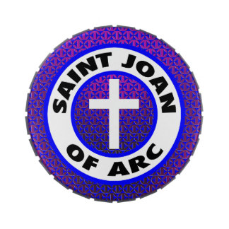 Saint Joan of Arc Candy Tins
