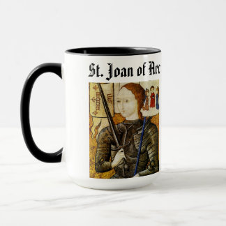 Saint Joan of Arc Cup / Sainte Jeanne d'Arc Coupe