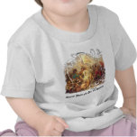 Saint Joan of Arc in Battle Baby Shirt