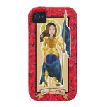 Saint Joan of Arc Iphone case Case-Mate iPhone 4 Cover