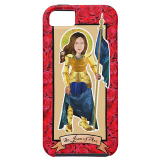 Saint Joan of Arc Iphone case iPhone 5 Cases