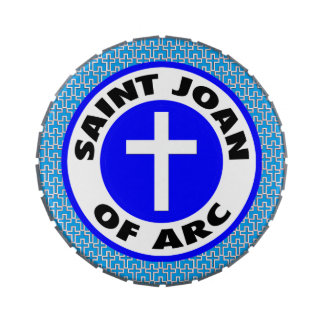 Saint Joan of Arc Jelly Belly Tins