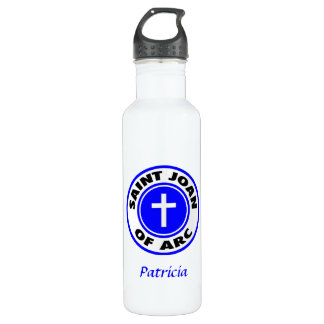 Saint Joan of Arc 24oz Water Bottle