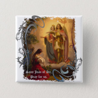 Saint Joan of Arc Pin