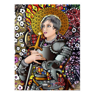 Saint Joan of Arc Post Cards