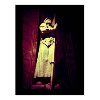 Saint Joan of Arc Post Card