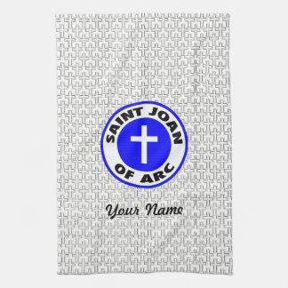 Saint Joan of Arc Towel