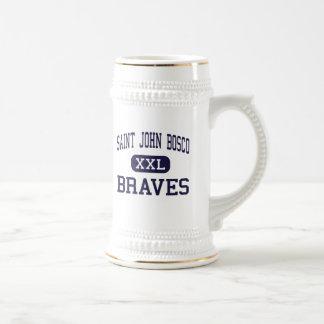 Saint John Bosco - Braves - High - Bellflower Mugs