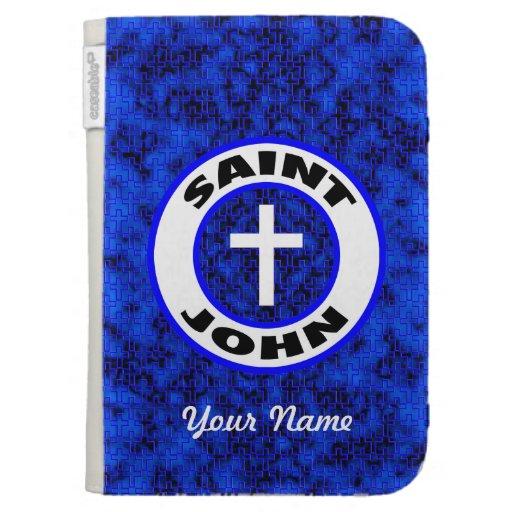 Saint John Kindle 3 Cover