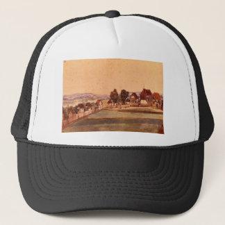 Saint John`s Church by Albrecht Durer Trucker Hat