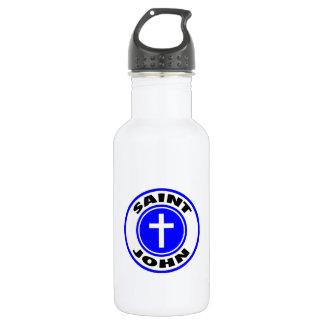 Saint John Stainless Steel Water Bottle