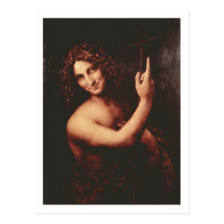 Saint John the Baptist Postcard